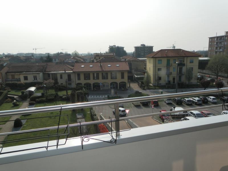 Bilocale Busnago Via San Rocco 5