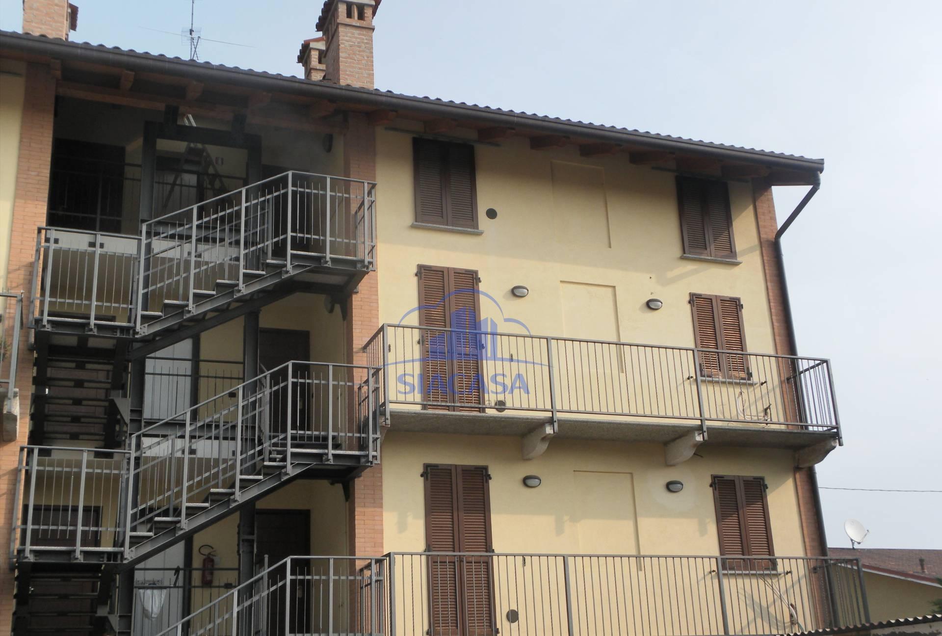 Bilocale Cornate d Adda Via Giuseppe Mazzini 5