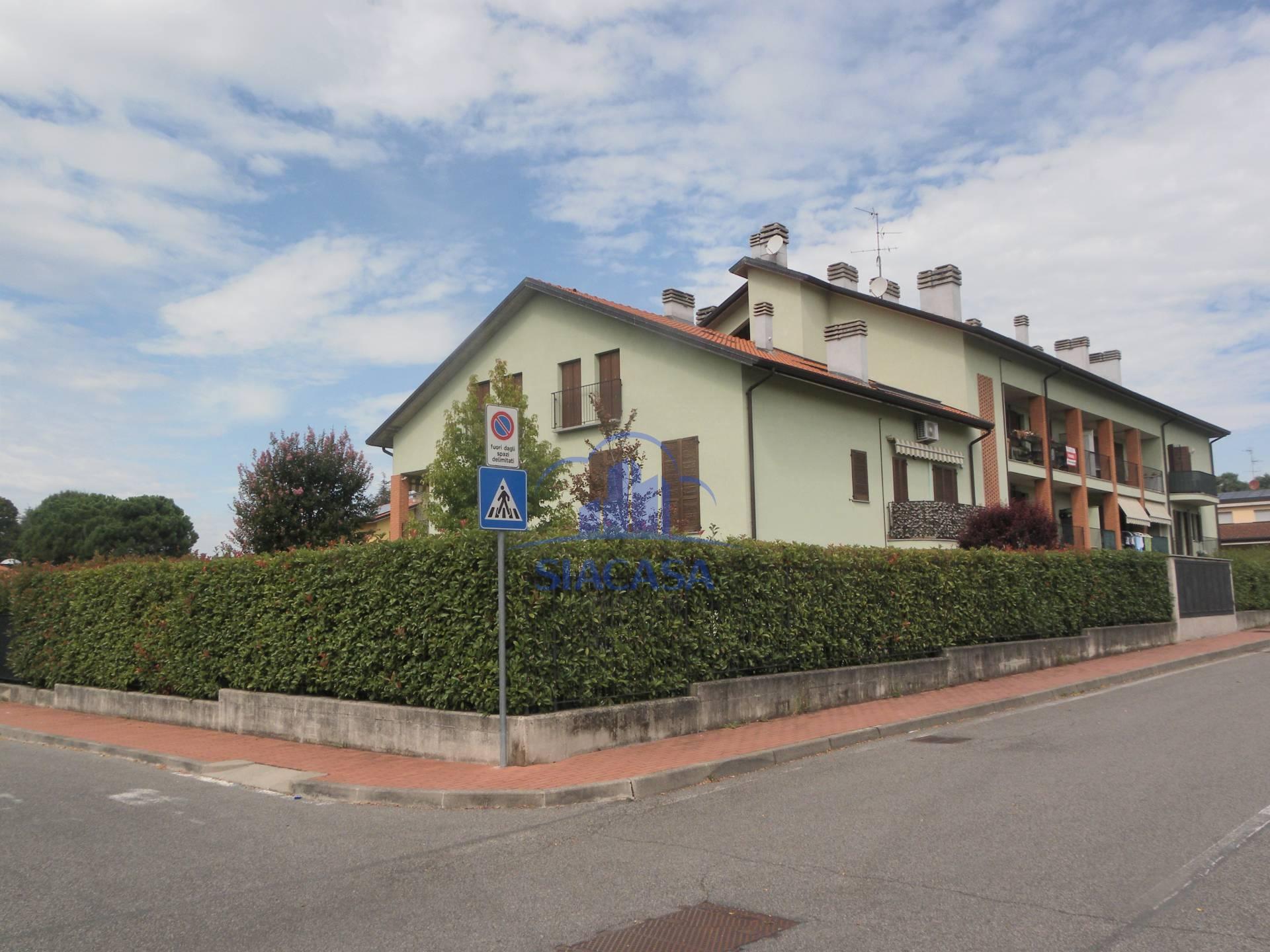 Bilocale Ornago Via Sanatorio 1