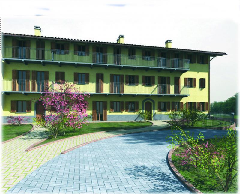 Appartamento in vendita a Oleggio, 3 locali, prezzo € 274.000   Cambio Casa.it