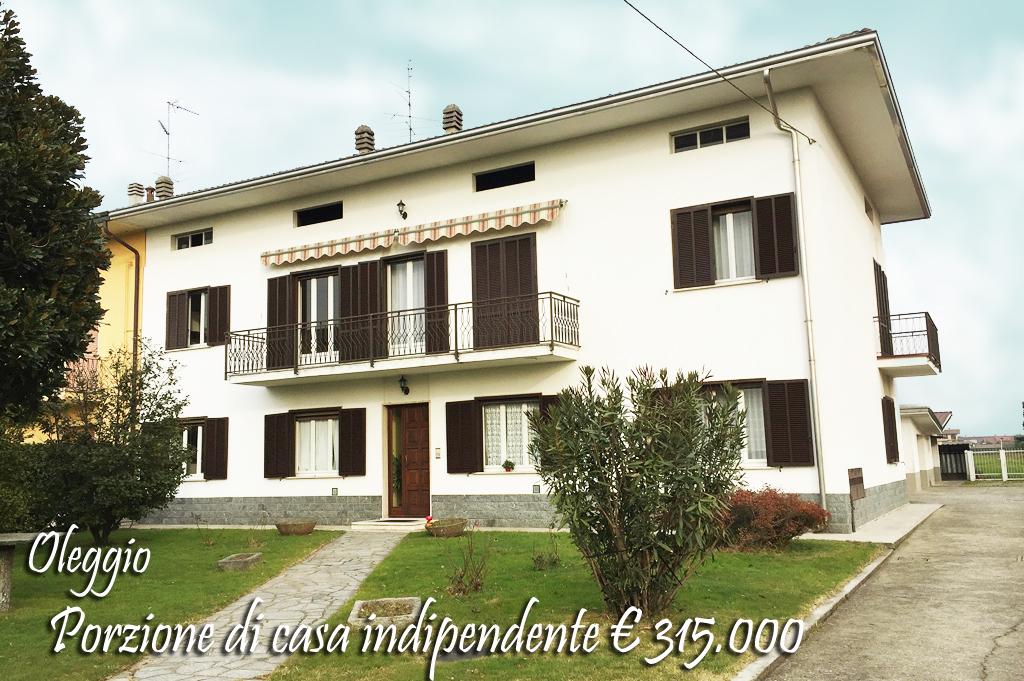 Villa in vendita a Oleggio, 10 locali, prezzo € 315.000 | Cambio Casa.it