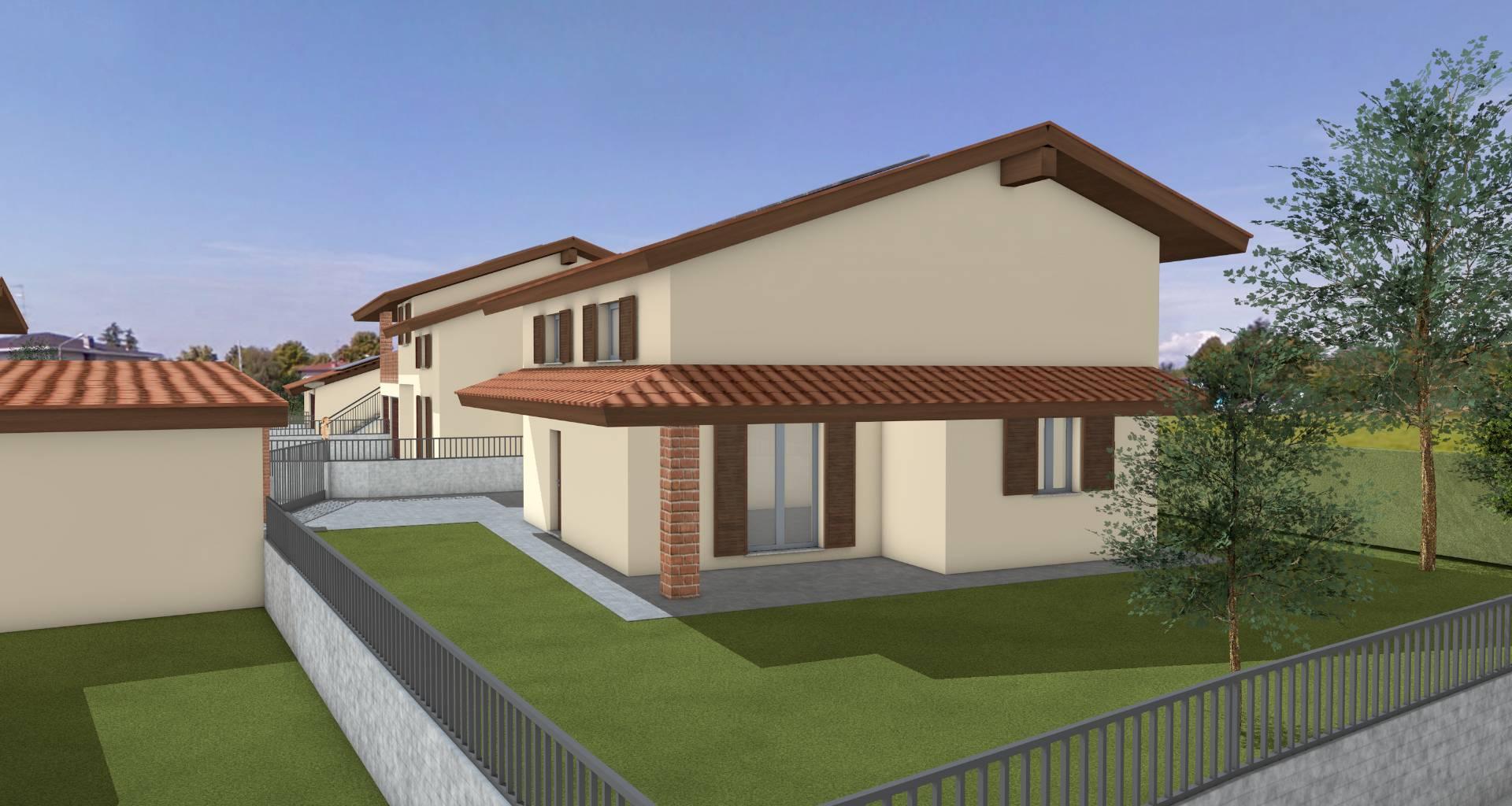 Villa in vendita a Oleggio, 5 locali, prezzo € 275.000 | Cambio Casa.it