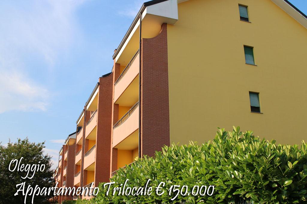 Appartamento in Vendita a Oleggio