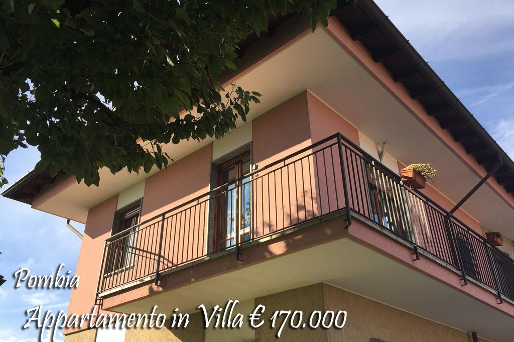 Soluzione Semindipendente in vendita a Pombia, 3 locali, prezzo € 170.000 | Cambio Casa.it