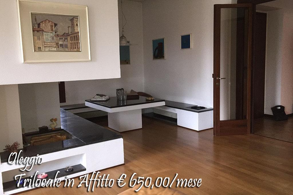 Soluzione Semindipendente in affitto a Oleggio, 3 locali, zona Località: vicinanzecentro, prezzo € 650 | Cambio Casa.it