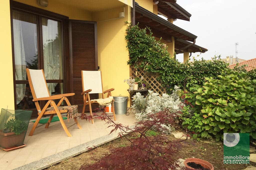 Appartamento in affitto a Varallo Pombia, 2 locali, prezzo € 500 | Cambio Casa.it
