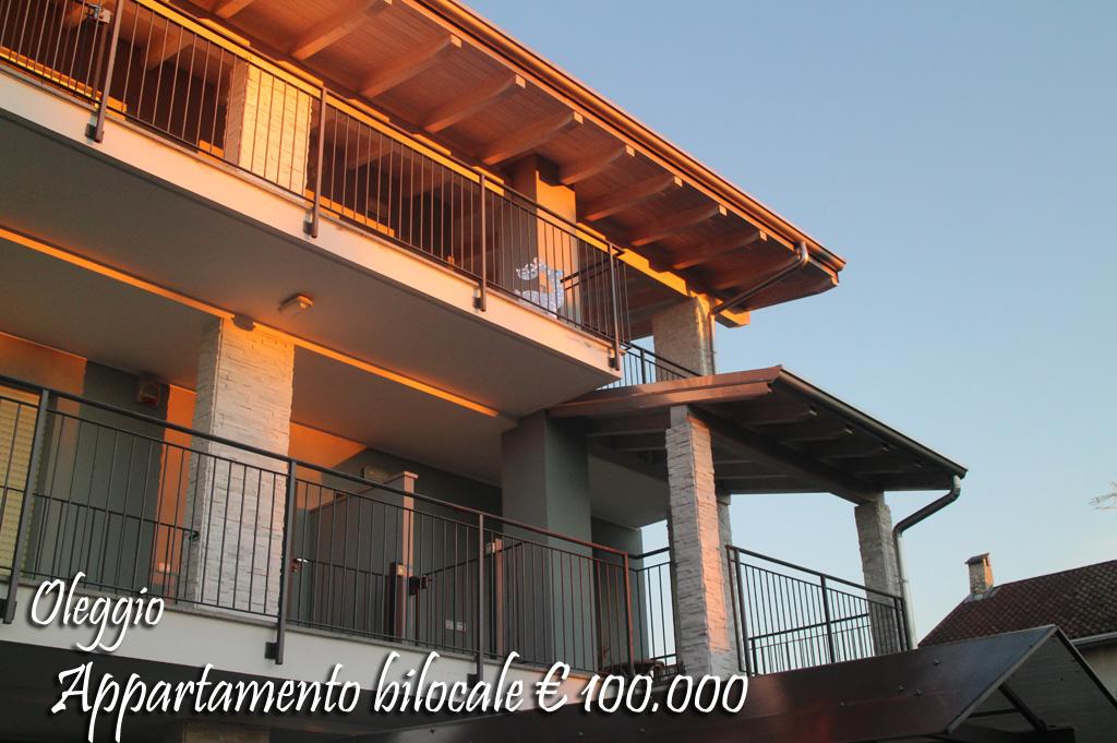 Appartamento in vendita a Oleggio, 2 locali, prezzo € 100.000 | Cambio Casa.it