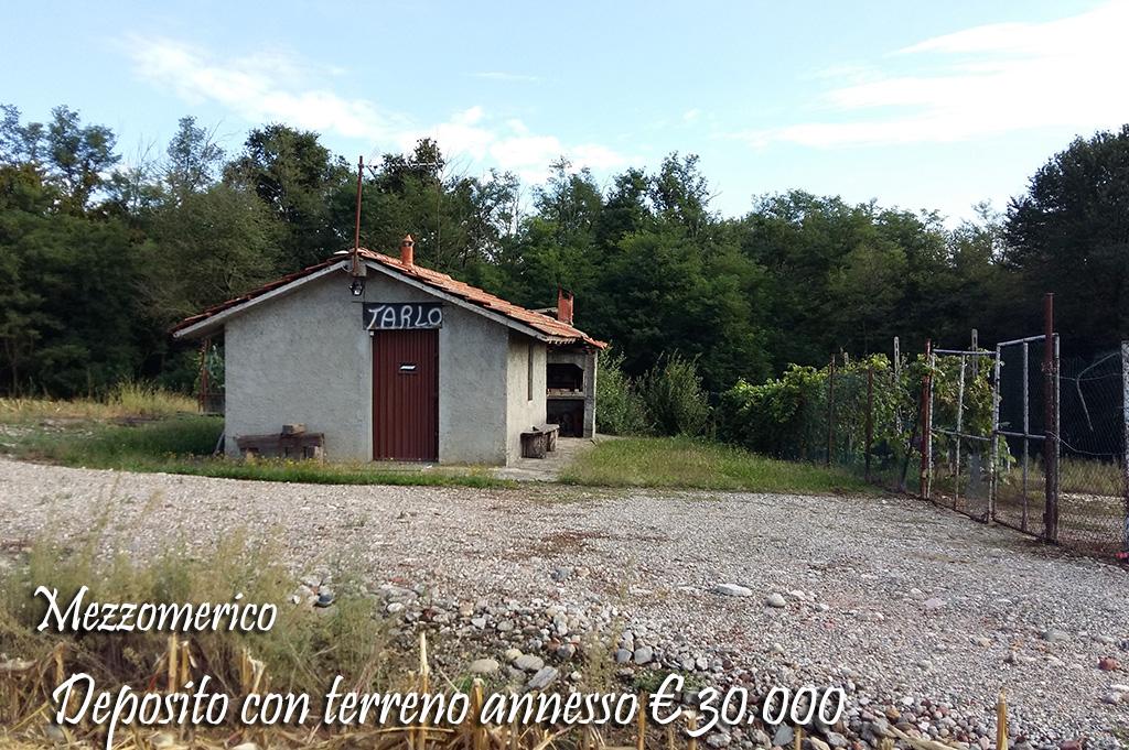 Magazzino in vendita a Mezzomerico, 9999 locali, prezzo € 30.000 | CambioCasa.it