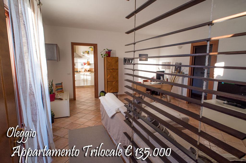 Appartamento in vendita a Oleggio, 3 locali, prezzo € 135.000 | CambioCasa.it