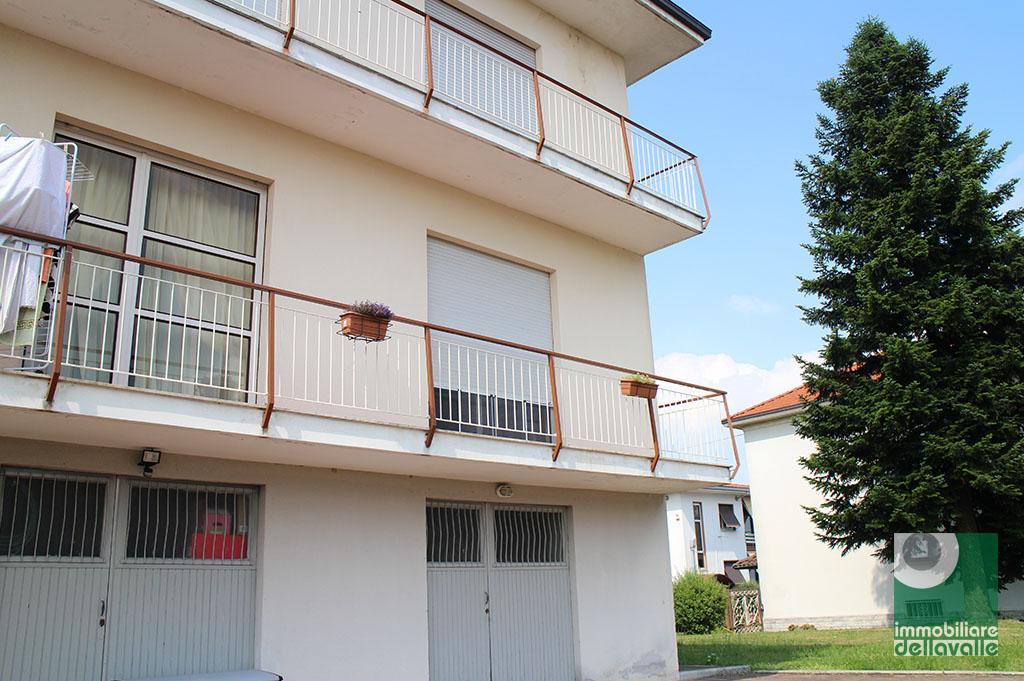 Appartamento in affitto a Oleggio, 3 locali, prezzo € 550 | CambioCasa.it