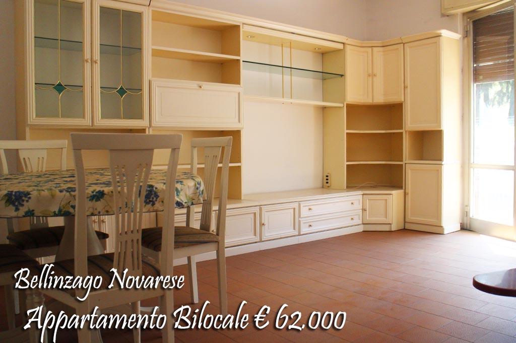 Appartamento in vendita a Bellinzago Novarese, 2 locali, prezzo € 62.000 | CambioCasa.it