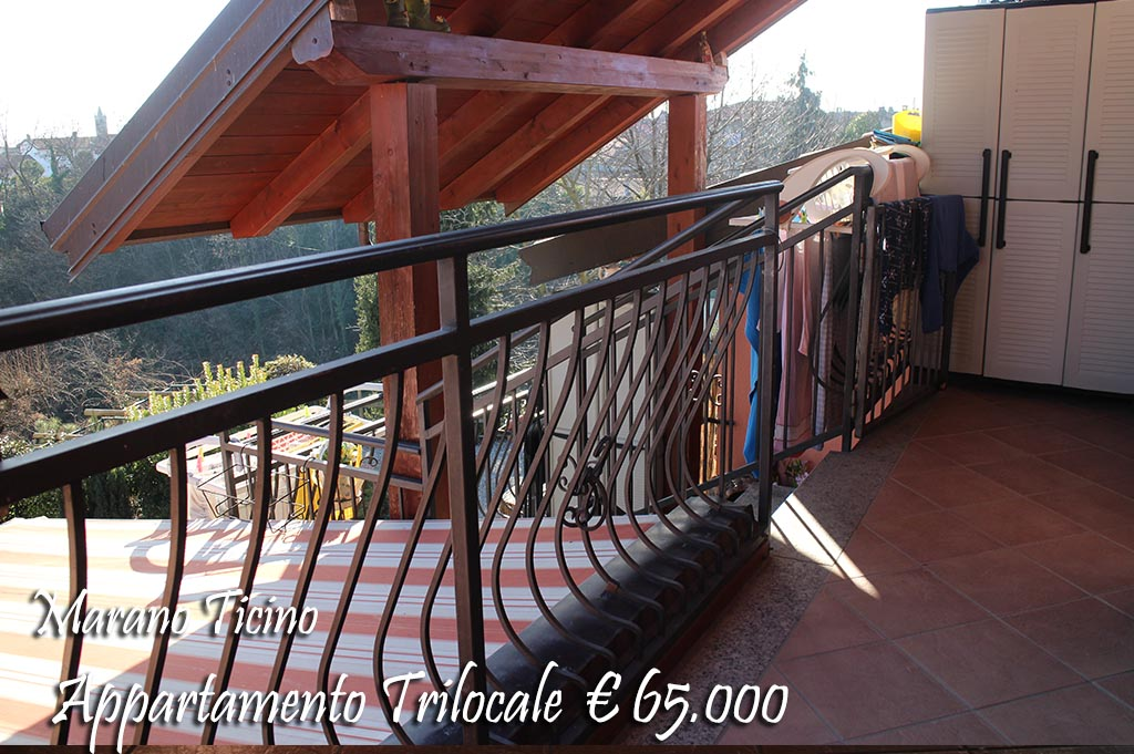 Appartamento in Vendita a Marano Ticino