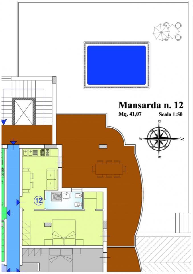 Bilocale Martinsicuro  10