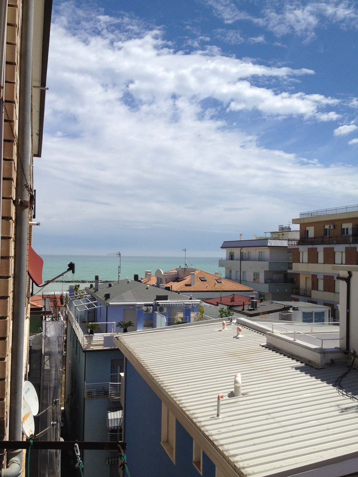 Bilocale San Benedetto del Tronto Via Orazio 1
