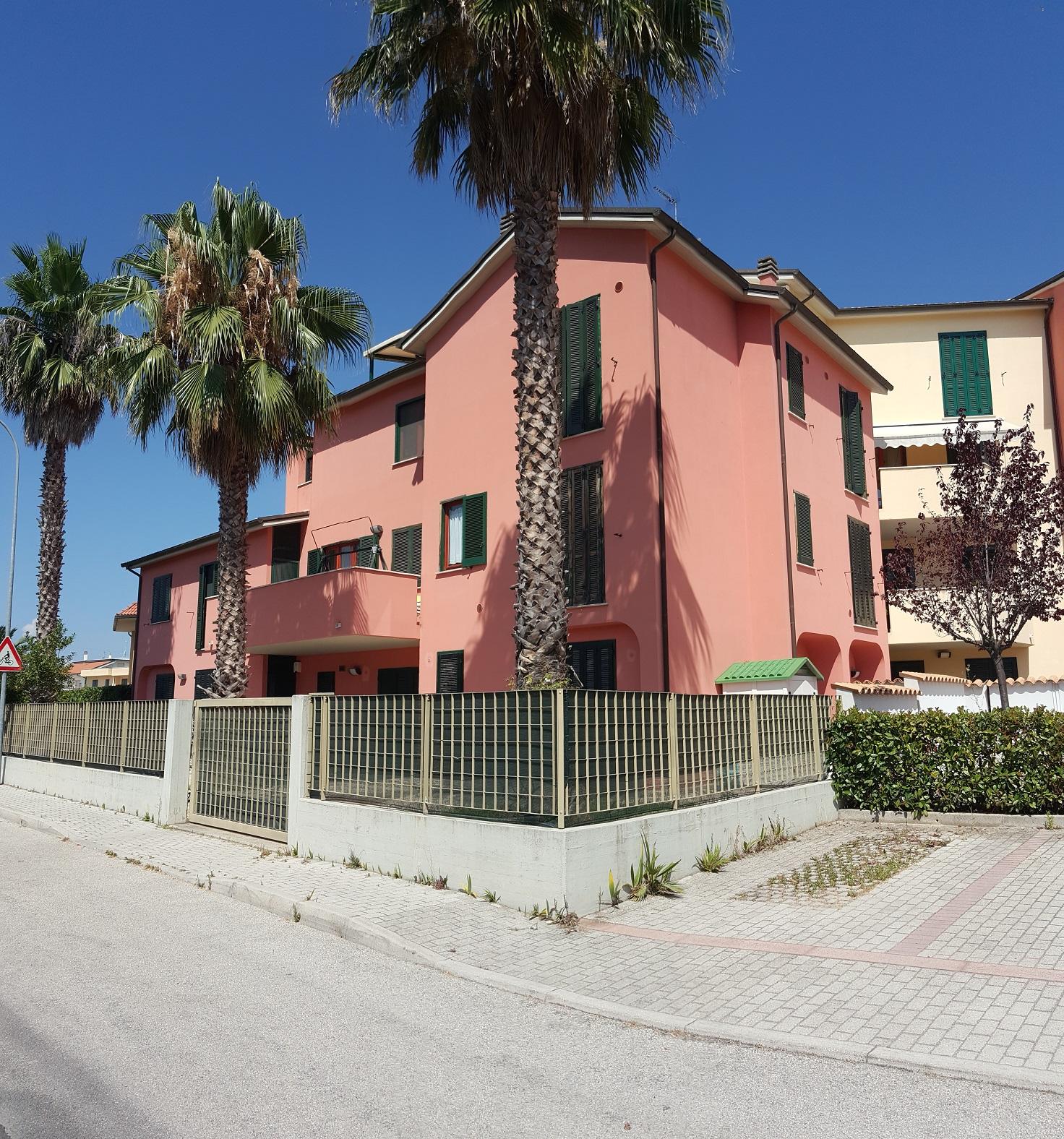 Bilocale San Benedetto del Tronto Via Corridoni 10