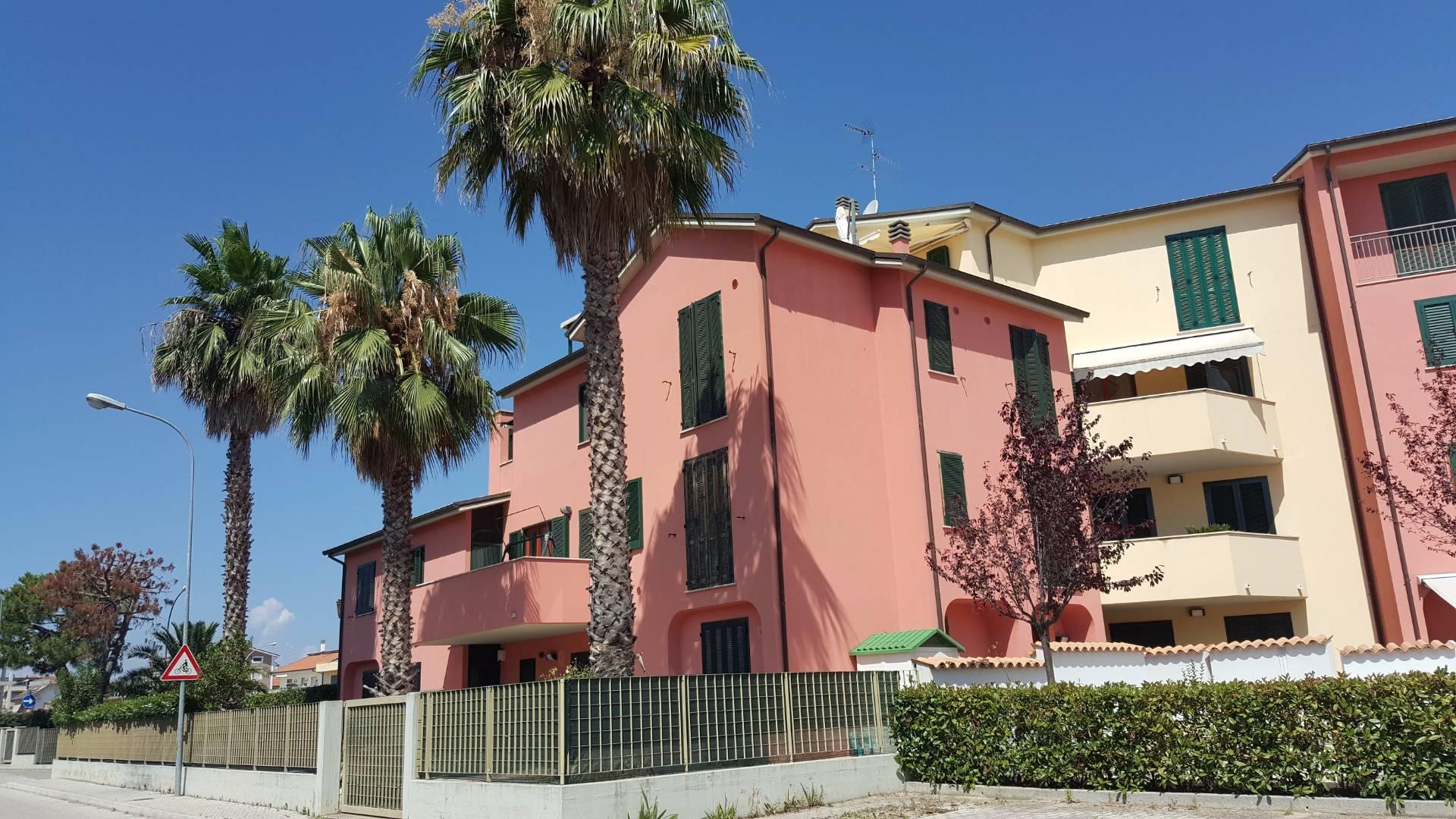 Bilocale San Benedetto del Tronto Via Corridoni 1
