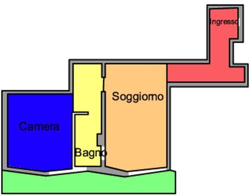 Bilocale Savona  3