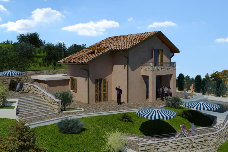 Soluzione Indipendente in vendita a Colonnella, 6 locali, prezzo € 250.000 | CambioCasa.it