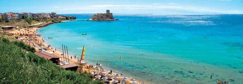 Bilocale Isola di Capo Rizzuto Le Castella 2