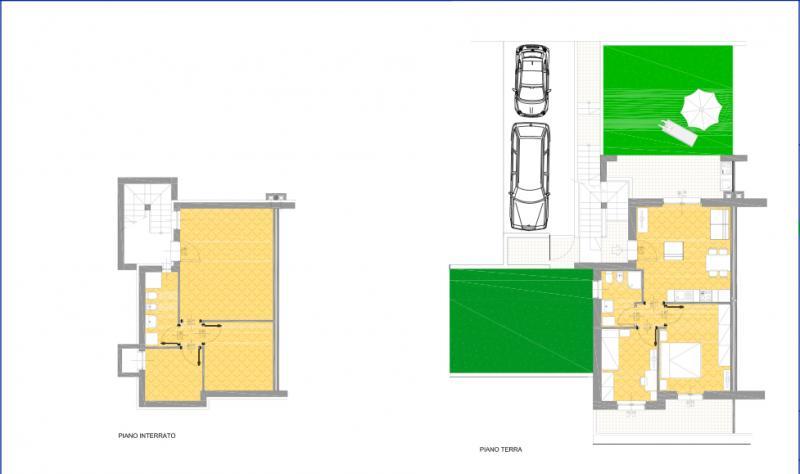 Appartamento in vendita a Capalbio, 6 locali, zona Località: BorgoCarige, prezzo € 300.000 | Cambio Casa.it