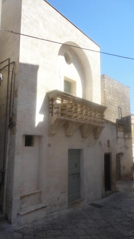 Palazzo/Palazzina/Stabile in vendita a Oria in Via Manfredi