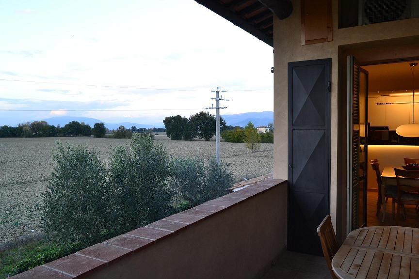 Appartamento in vendita a Castel Ritaldi, 3 locali, zona Zona: Bruna, prezzo € 135.000 | Cambio Casa.it