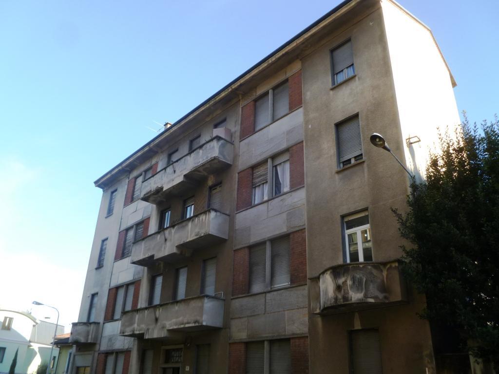Affitto bilocale Varese Via San Pedrino, 38 metri quadri