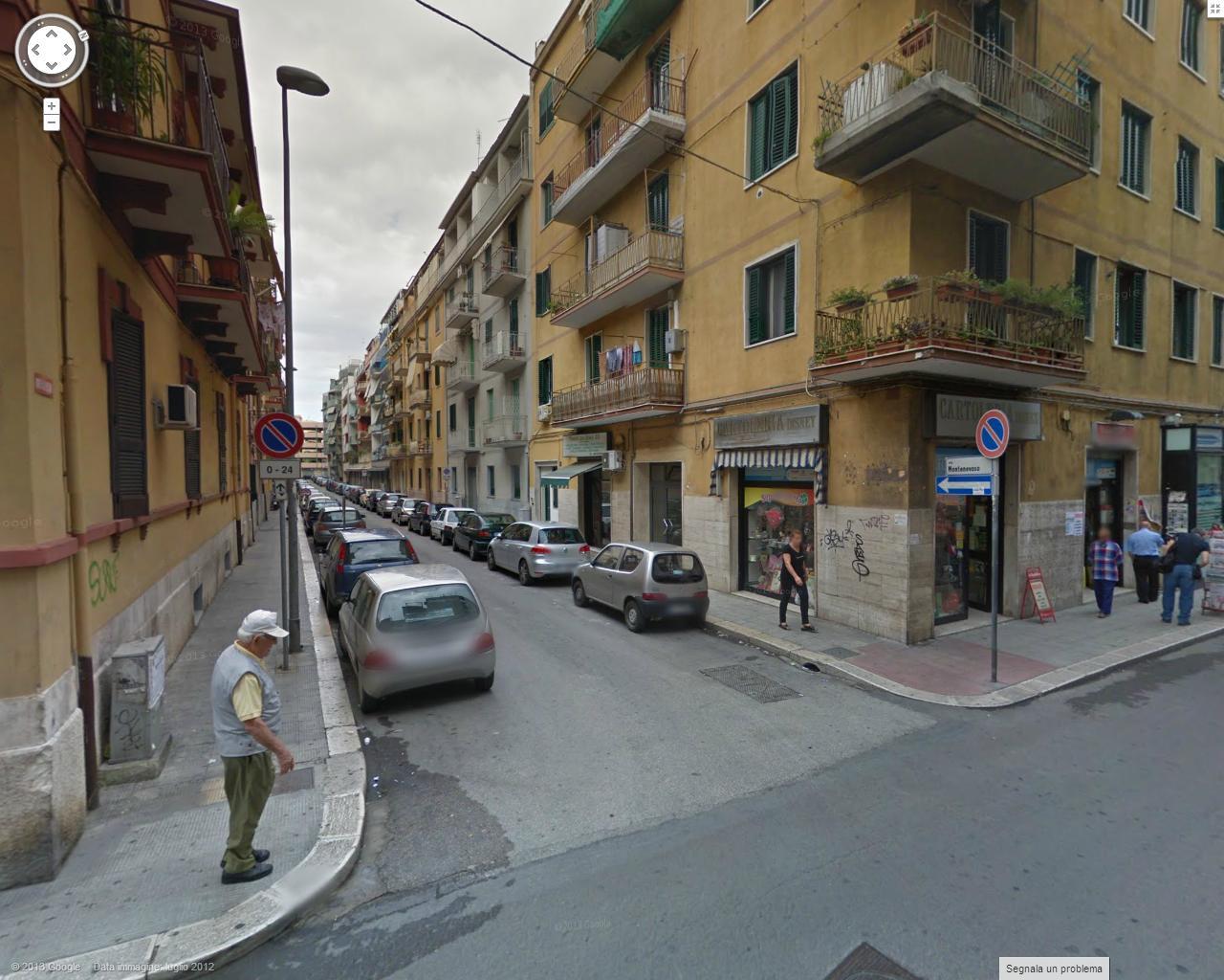 Bilocale Bari Via Montenevoso 1