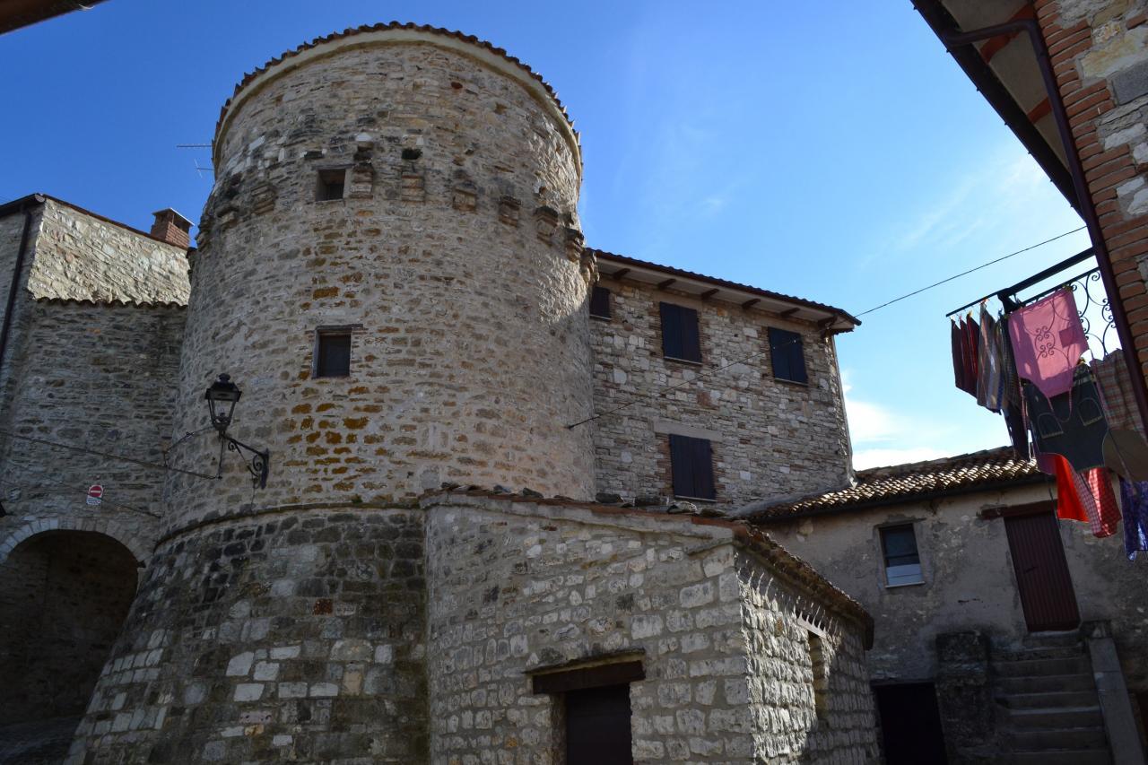 Bilocale Fabriano Località Castelletta 1