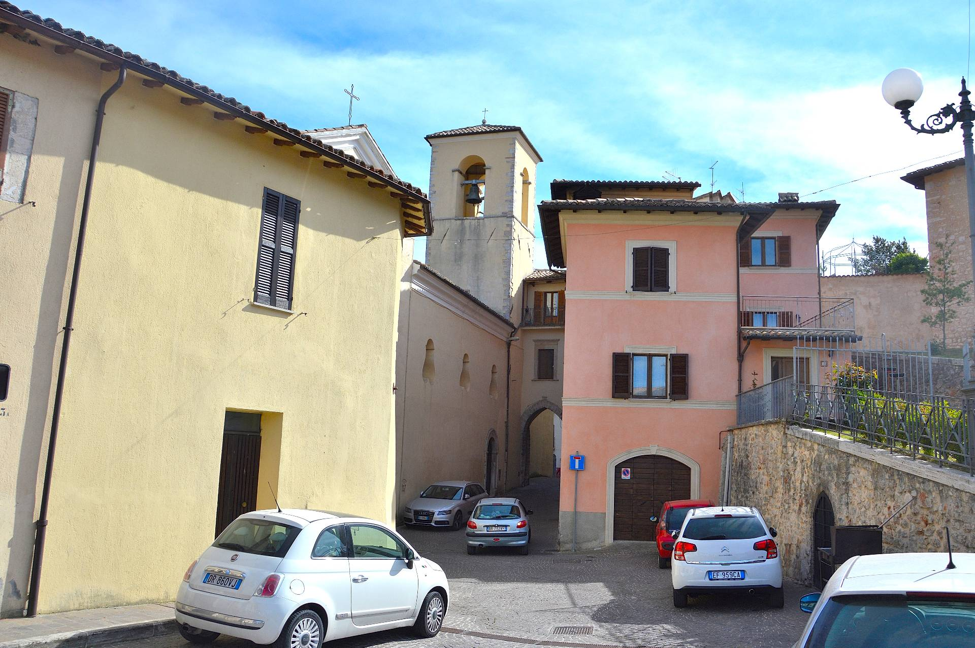 Appartamento in vendita a Cerreto di Spoleto, 3 locali, prezzo € 59.000 | Cambio Casa.it