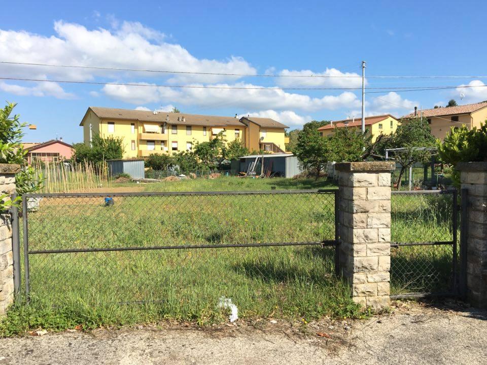 Terreno Edificabile Residenziale in Vendita a Bastia Umbra