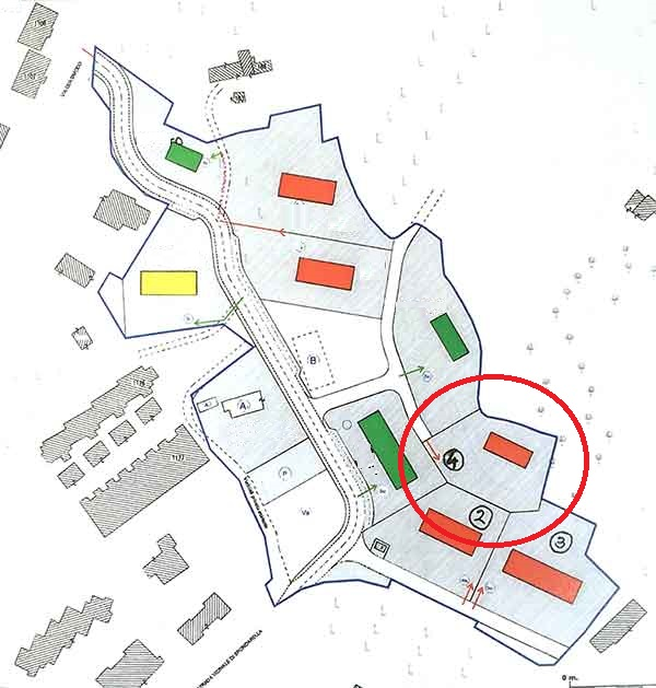 Terreno Edificabile Residenziale in vendita a Carrara, 9999 locali, zona Località: Bonascola, prezzo € 200.000   CambioCasa.it