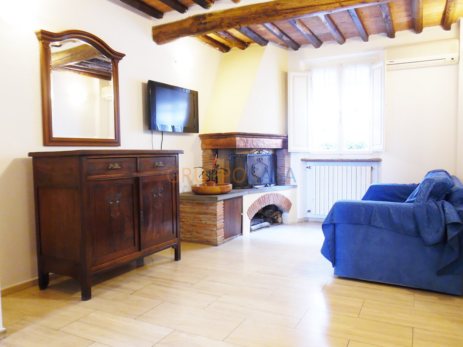 Soluzione Indipendente in affitto a Altopascio, 4 locali, zona Località: Centro, prezzo € 500 | Cambio Casa.it