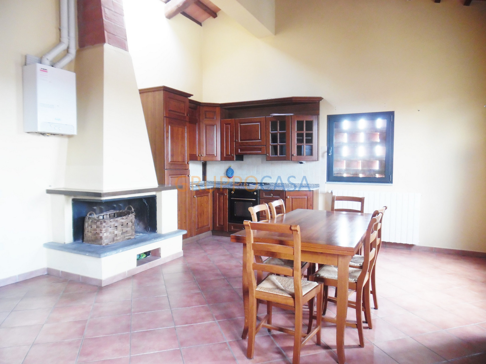 Appartamento in affitto a Castelfranco di Sotto, 3 locali, zona Località: VillaCampanile, prezzo € 500 | Cambio Casa.it