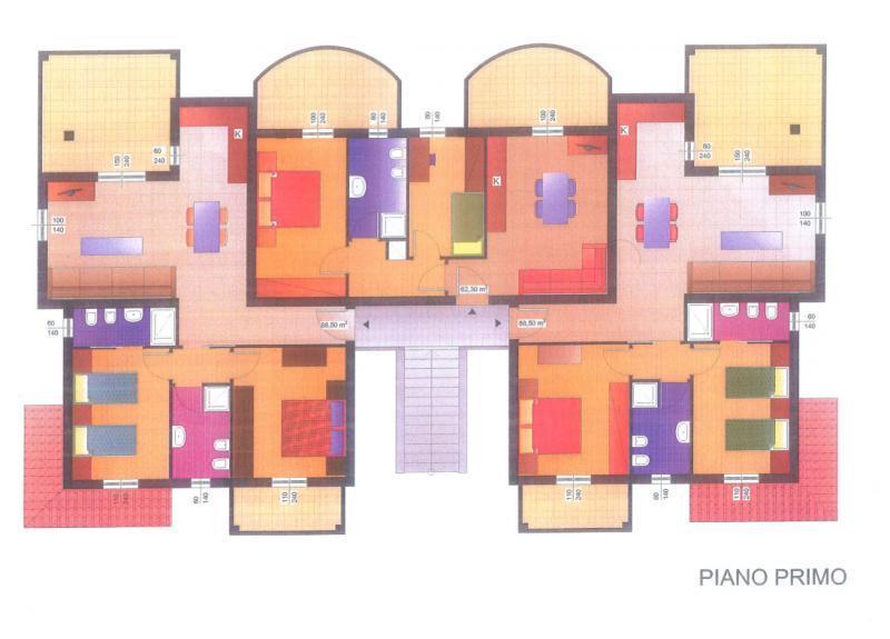 Appartamento in vendita a Ripatransone, 3 locali, prezzo € 124.000 | CambioCasa.it