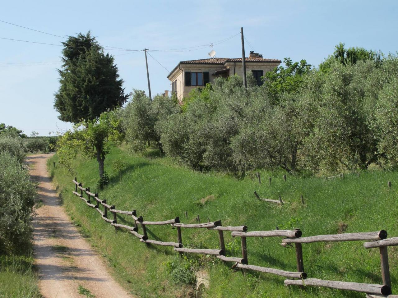 Villa in Vendita a Ripatransone