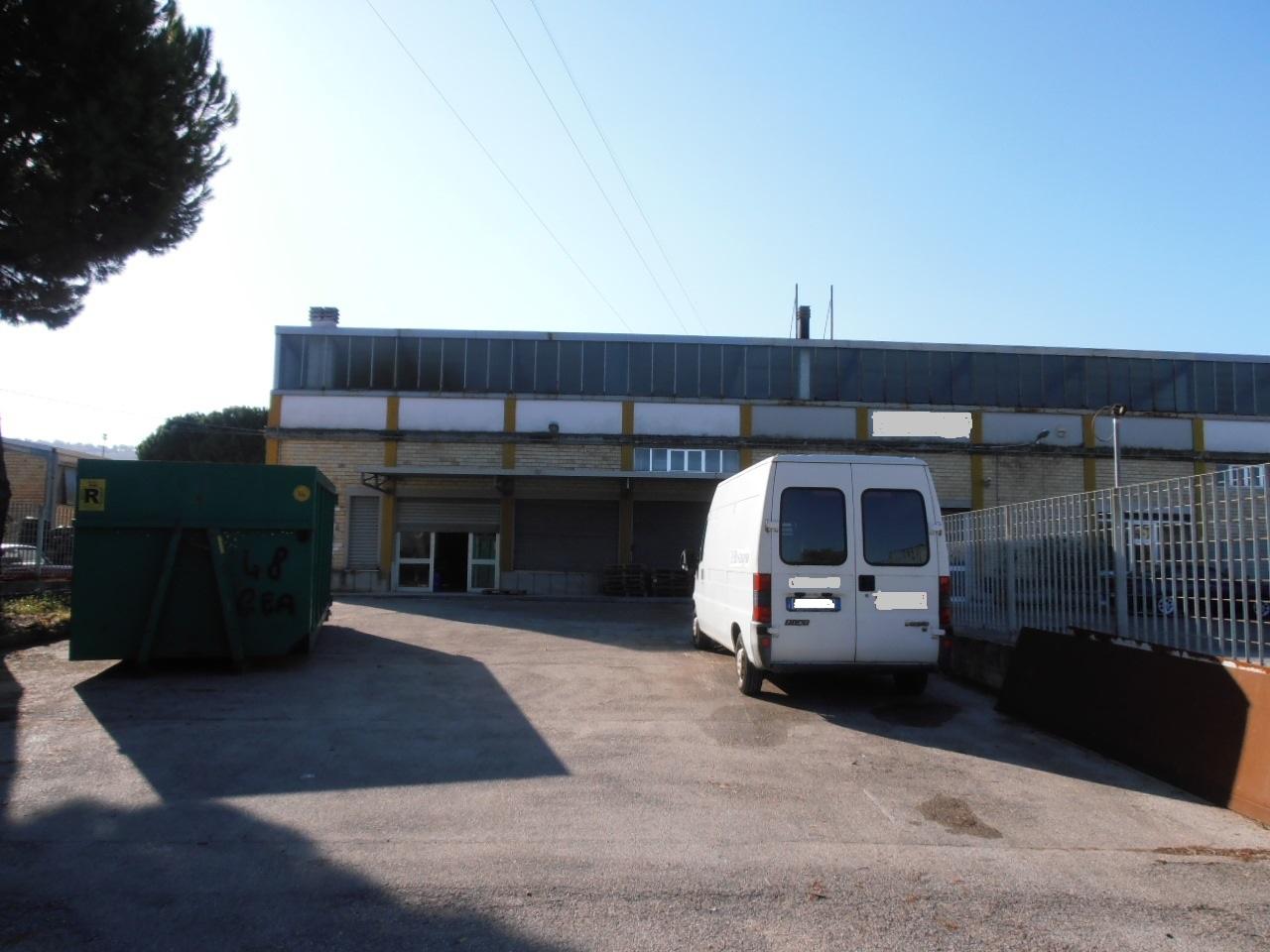 Capannone in affitto a Ascoli Piceno, 9999 locali, prezzo € 1.800 | Cambio Casa.it