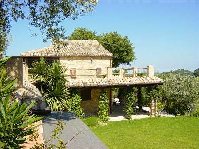 Villa in Vendita a Campofilone