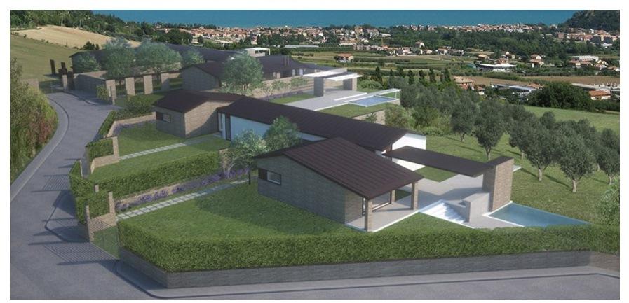 Villa in Vendita a Altidona