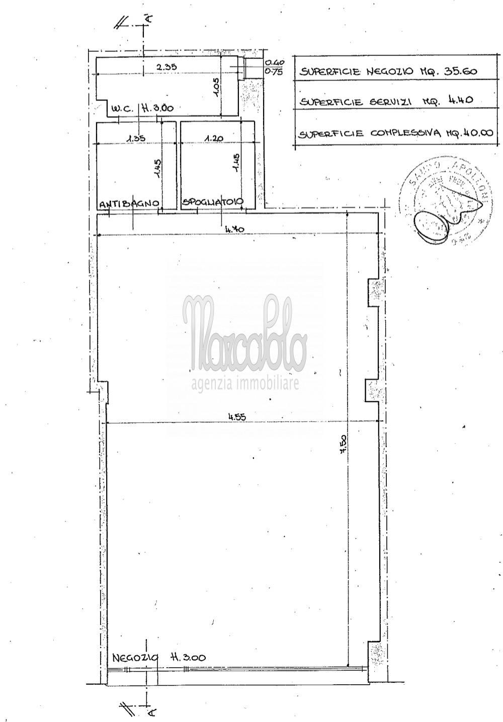 Negozio / Locale in vendita a Forte dei Marmi, 9999 locali, zona Località: VittoriaApuana, Trattative riservate | Cambio Casa.it