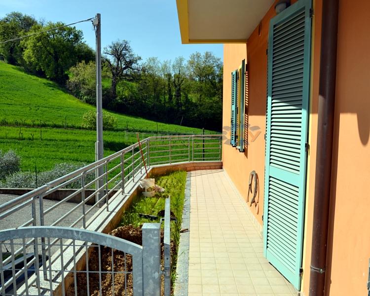Appartamento in vendita a Sant'Ippolito, 3 locali, prezzo € 95.000 | Cambio Casa.it