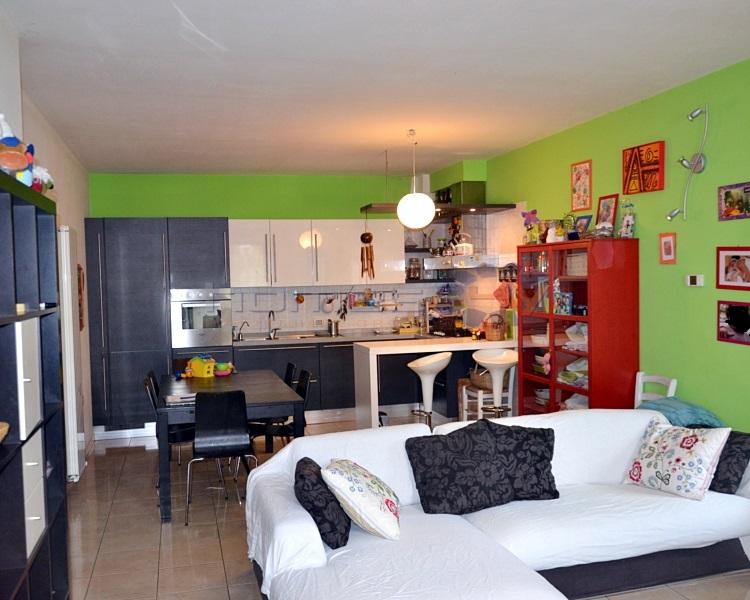 Appartamento in vendita a Montemaggiore al Metauro, 4 locali, prezzo € 160.000 | Cambio Casa.it