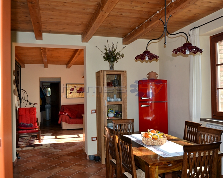 Soluzione Indipendente in vendita a Sant'Ippolito, 6 locali, zona Zona: Sorbolongo, prezzo € 395.000 | Cambio Casa.it