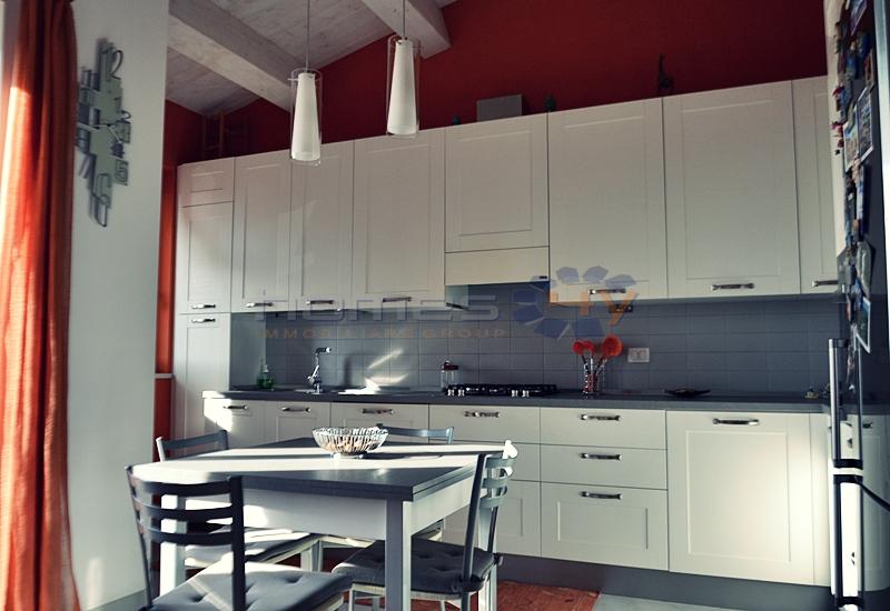 Appartamento in vendita a Saltara, 5 locali, zona Zona: Calcinelli, prezzo € 175.000 | Cambio Casa.it