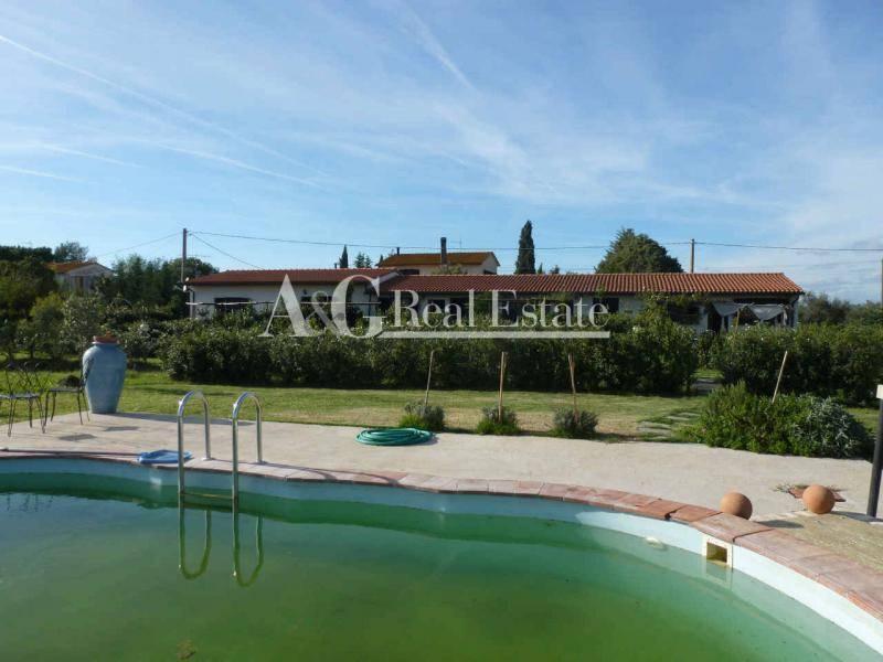 Villa in vendita a Roccastrada, 14 locali, zona Zona: Montemassi, prezzo € 700.000 | Cambio Casa.it