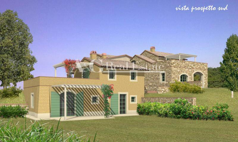 Soluzione Indipendente in vendita a Cinigiano, 10 locali, zona Località: MonticelloAmiata, prezzo € 1.650.000 | Cambio Casa.it