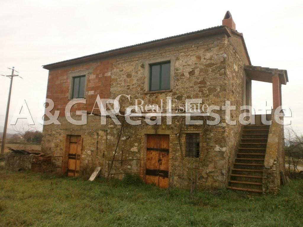 Soluzione Indipendente in vendita a Castiglione della Pescaia, 4 locali, zona Zona: Vetulonia, prezzo € 250.000 | Cambio Casa.it