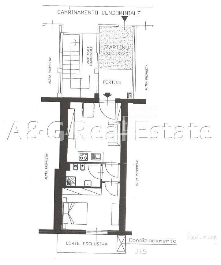 Appartamento in Vendita a Magliano in Toscana