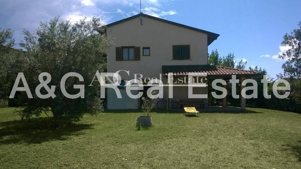 Villa in vendita a Manciano, 5 locali, zona Zona: Marsiliana, prezzo € 330.000 | Cambio Casa.it