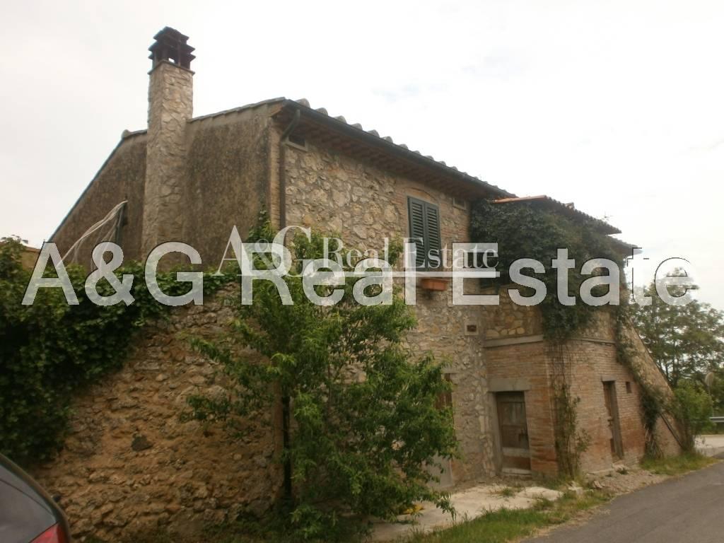 Soluzione Indipendente in vendita a Campagnatico, 5 locali, zona Zona: Montorsaio, Trattative riservate | Cambio Casa.it
